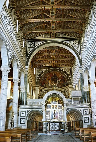 Chapel of the Crucifixion-San Miniato al Monte-Florence