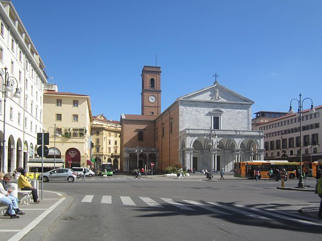 Piazza Grande today